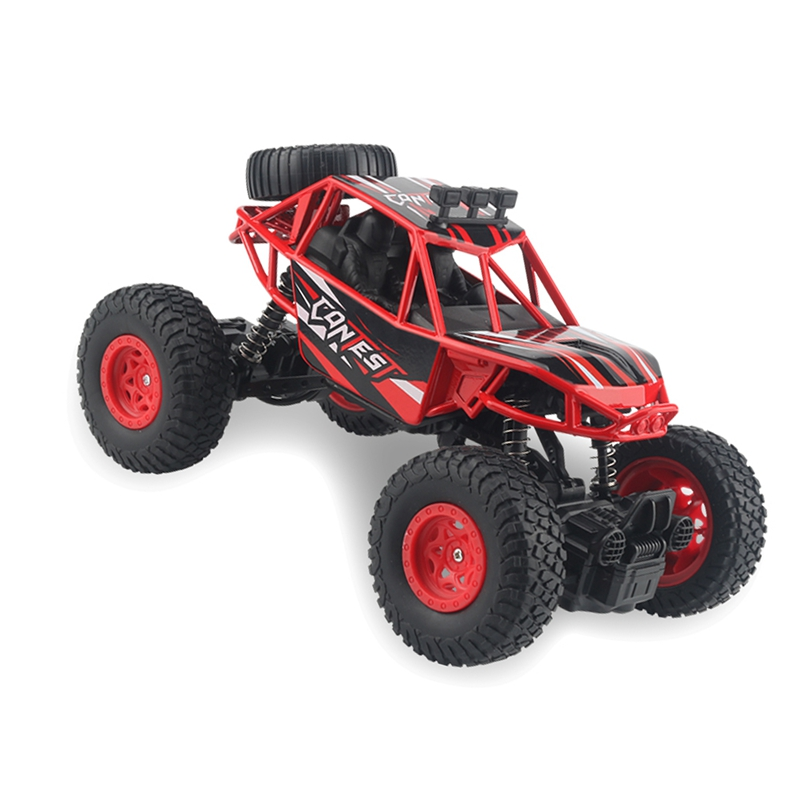 Image 3 - Rc Car 4Wd 2.4Ghz Climbing Car Bigfoot Car Remote Control Model Off Road Vehicle Toy-in RC Cars from Toys & Hobbies