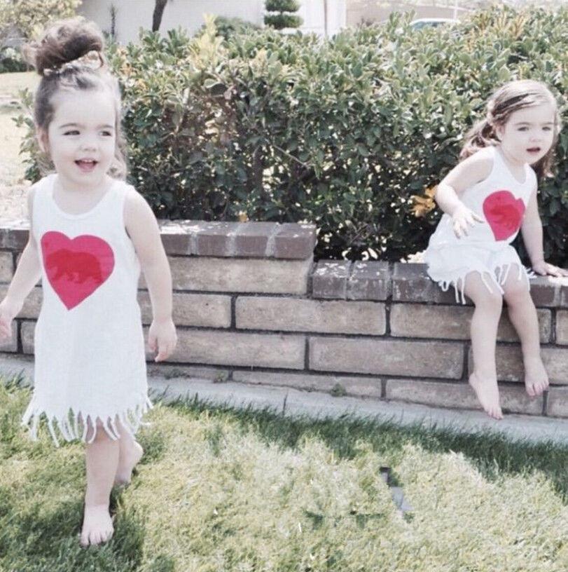 822845a67a2e Summer dress new girls cute princess dress teenage girls fashion ...