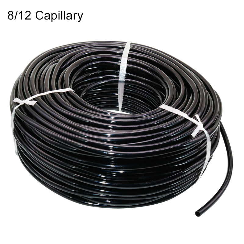 PVC Watering Hose Rrigation 8/12mm Hose 0.31/0.47(in) Drip Garden Hose Watering And Irrigation Agriculture Pipe 5m 10m 20m 30m