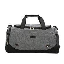 Men handbag Large capacity Travel bag fashion shoulder handbags Designer male Messenger Baggage bag Casual Crossbody travel bags