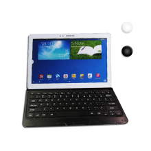 Caliente al por mayor para samsung galaxy tab 4 10.1 t530 t531 bluetooth wireless keyboard 3.0 case cubierta del soporte de la tableta pc envío gratis