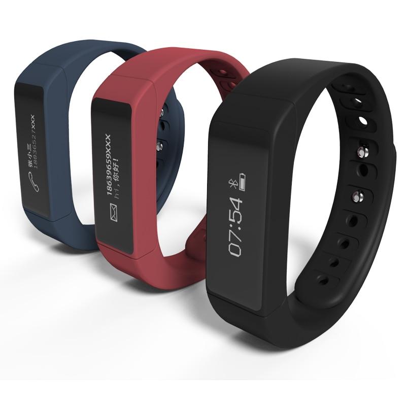 I5 Plus Smart Wristband Bracelet IP67 waterproof watches 0.91