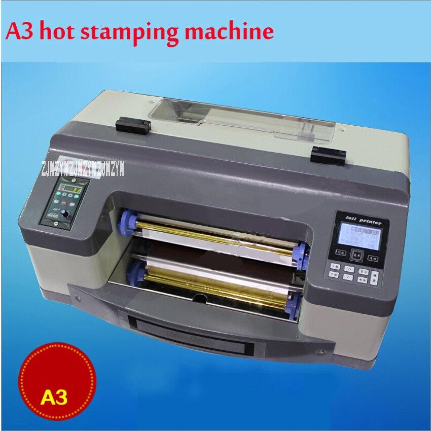 DC 300TJ Pro Digital foil printer Digital flatbed printer hot stamping machine Digital printer