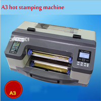 DC 300TJ Pro Digital Foil Printer Digital Flatbed Printer Hot Stamping Machine Digital Printer Hot Stamping Width 300mm