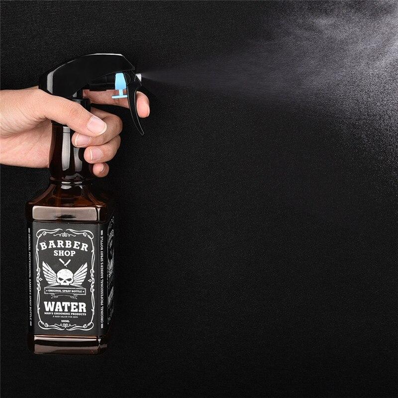 500ML Hairdressing Spray Bottle Salon Barber Hair Tools Water Sprayer