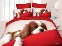 SHYEJA New Scenic Rose 3D Sanding Flower Pattern Bedding Set Quilt Case Bed Sheets Pillow Case 4PCS/Set