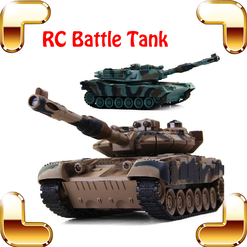 New Coming Gift COLLIDE Fighting Battle Tanks 8 Channel 1/24 RC Infrared Shooting Tank Electric Toys Army Vehicle Big War Tank new arrival rc tank infrared battle remote control rotate fighting car high quality models toys for kids intelliengence