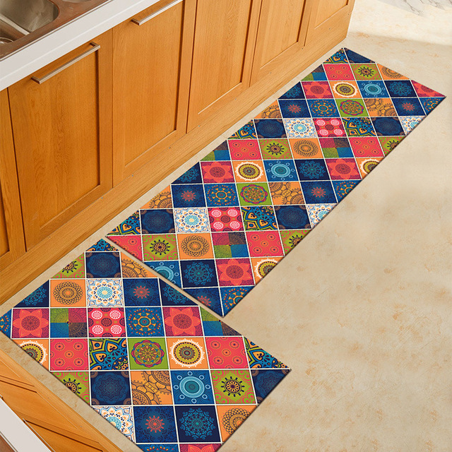 Fine Us 20 39 49 Off Non Slip National Machine Washable Durable Entrance Door Mat Bathroom Carpet Home Designer Kitchen Mats Decorative Bedroom Rugs In Download Free Architecture Designs Scobabritishbridgeorg