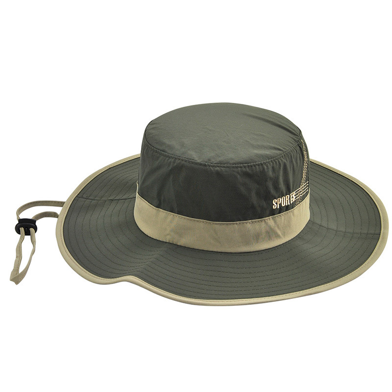 caeded6c Outdoor Hat for Fishing Trip Fast Drying Bucket Hats For Men Women Summer  NEW