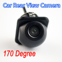 Mini Waterproof Car Parking Assistance Reversing Back Rear View Camera HD CCD Wire Car Rear View