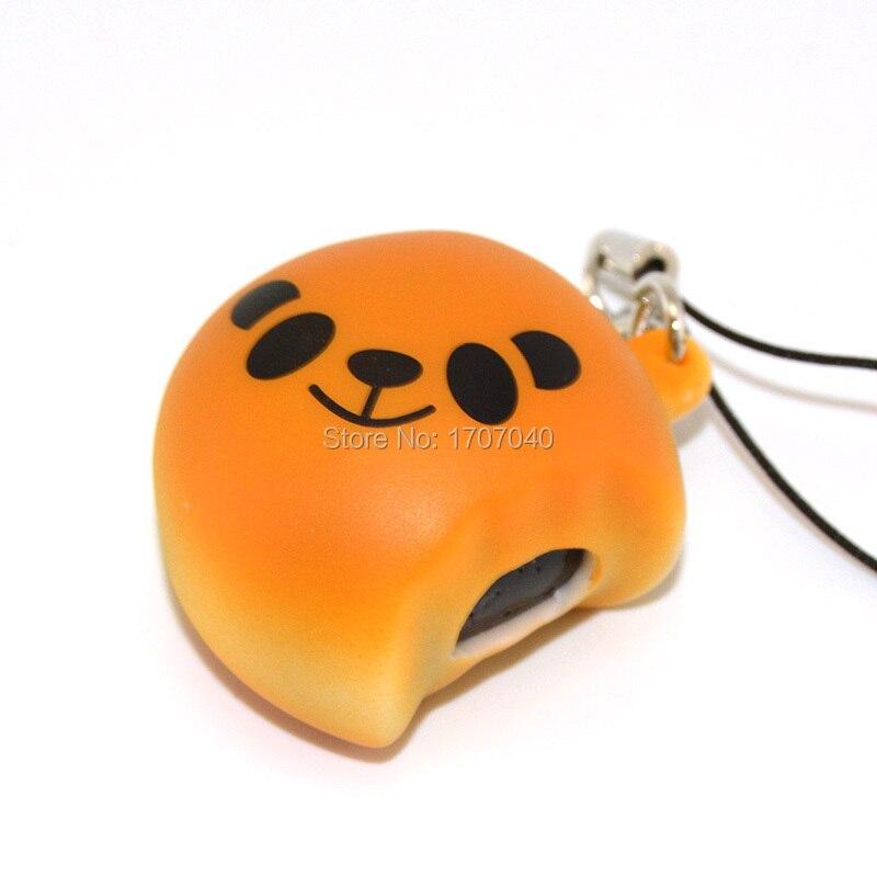 1PCS Bitten Panda Buns Squeeze Collectibles Decompression Toy
