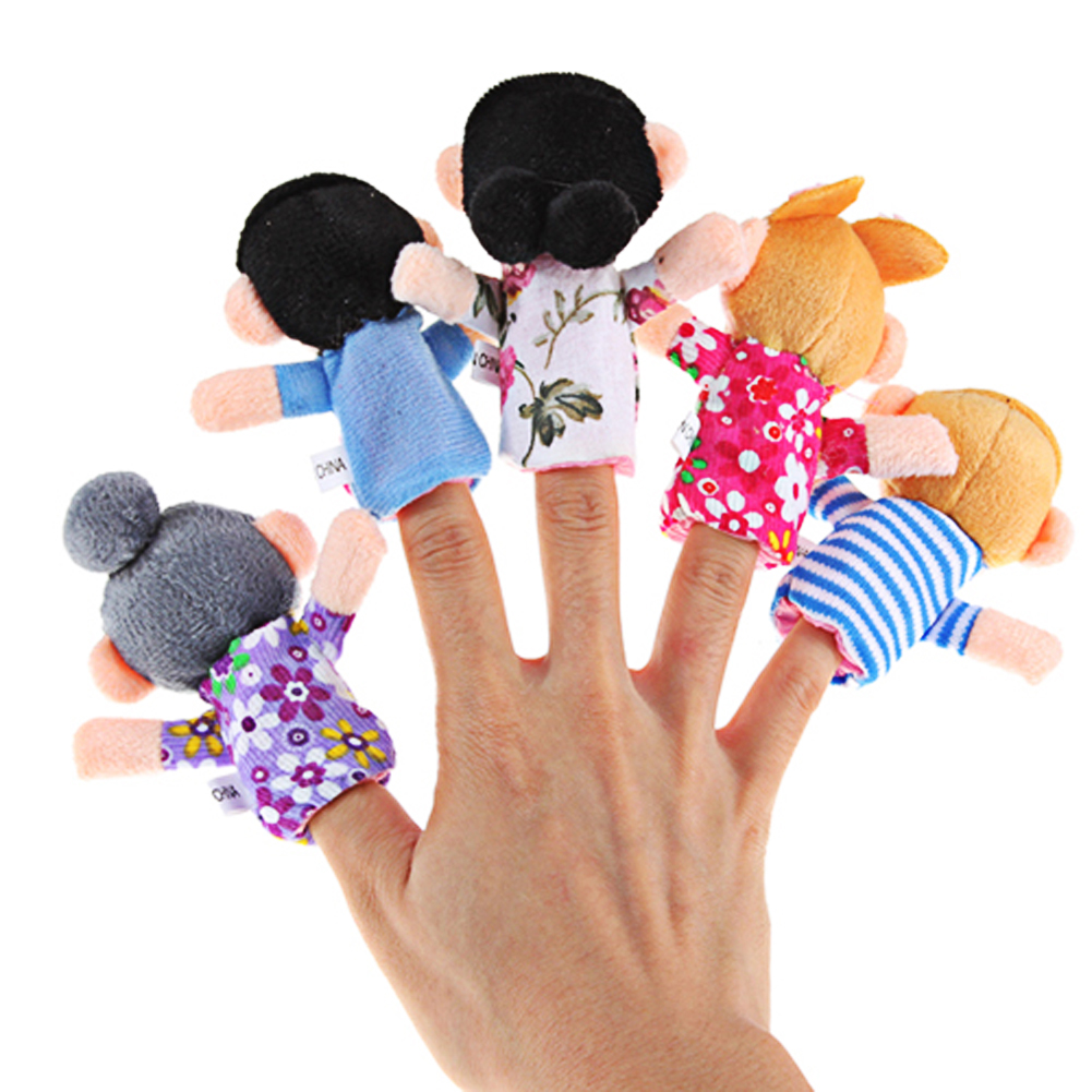 6-pcslot-Mini-Plush-Baby-Toy-Finger-Family-Puppets-Set-Boys-Girls-Finger-Puppets-Educational-Hand-Toy-Story-High-Quality-2