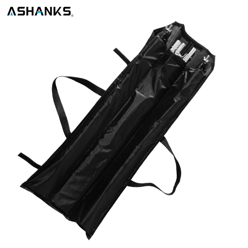 ASHANKS 2.6 M X 3 M/8.5 * 10ft Pro photographie arrière-plan Photo Support système signifie Studio Photo vidéo + sac de transport - 5