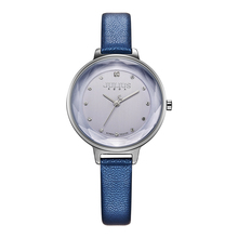 JULIUS Watches Women Fashion Watch 2018 New Elegant Dress Leather Strap Ultra Slim 8mm Japanese Quartz Movt Wrist Watch JA-935