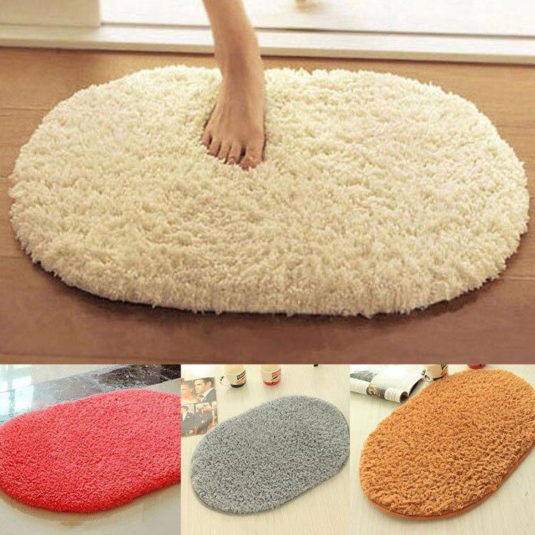 2015 Hot Bathroom Carpets Absorbent Soft Memory Foam Doormat Floor ...
