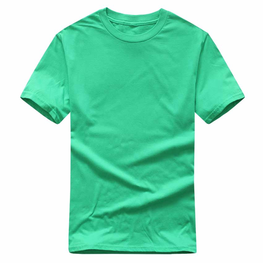 19 New Solid color T Shirt Mens Black And White 100% cotton T-shirts Summer Skateboard Tee Boy Skate Tshirt Tops European size 14