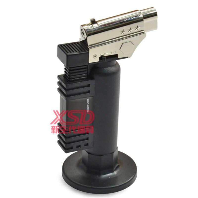 A0162 Dental Micro Flame Gun/Lighter Torch/Piezo Ignition Butane Gas Soldering Welder Free shipping creative horse style blue flame butane gas lighter golden