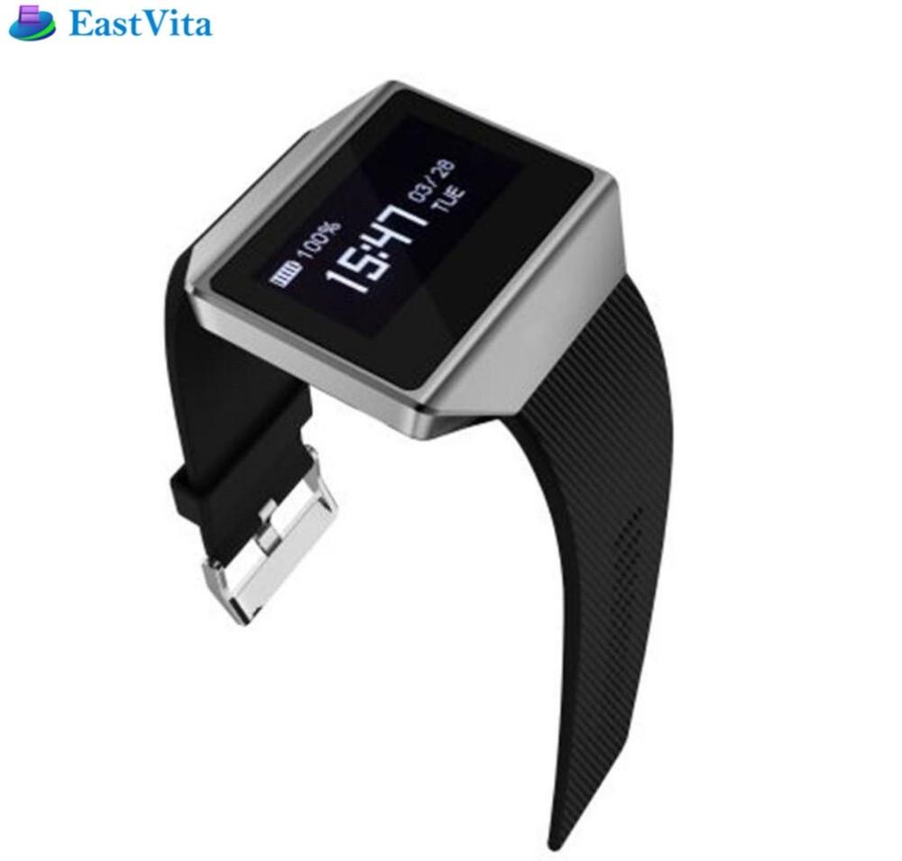 EastVita CK12 IP67 Waterproof Smart Bracelet Wristband Fitness Activity Tracker Smartband Heart Rate wristband