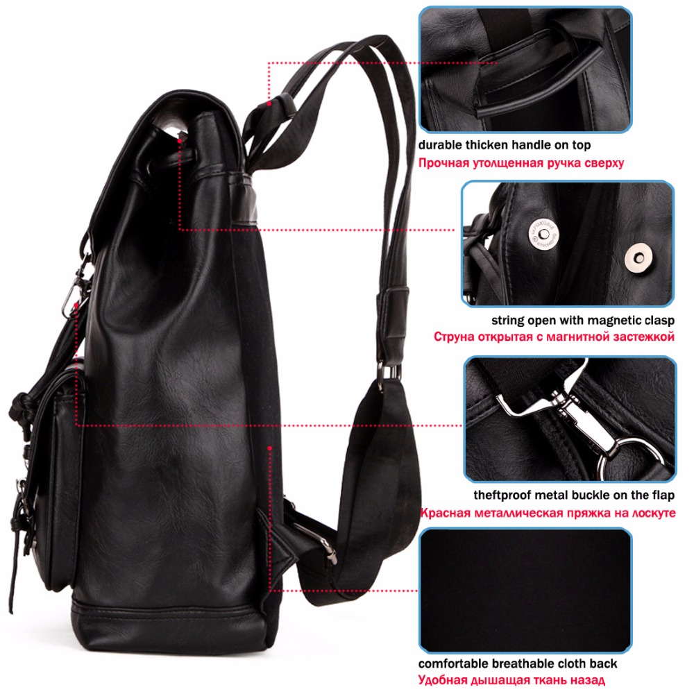 Herrentaschen Neue Männliche Rucksack Reine Farbe Schulter Tasche Männer Rucksack Usb-schnittstelle Lade Rucksack Tasche 2019 Letzter Stil