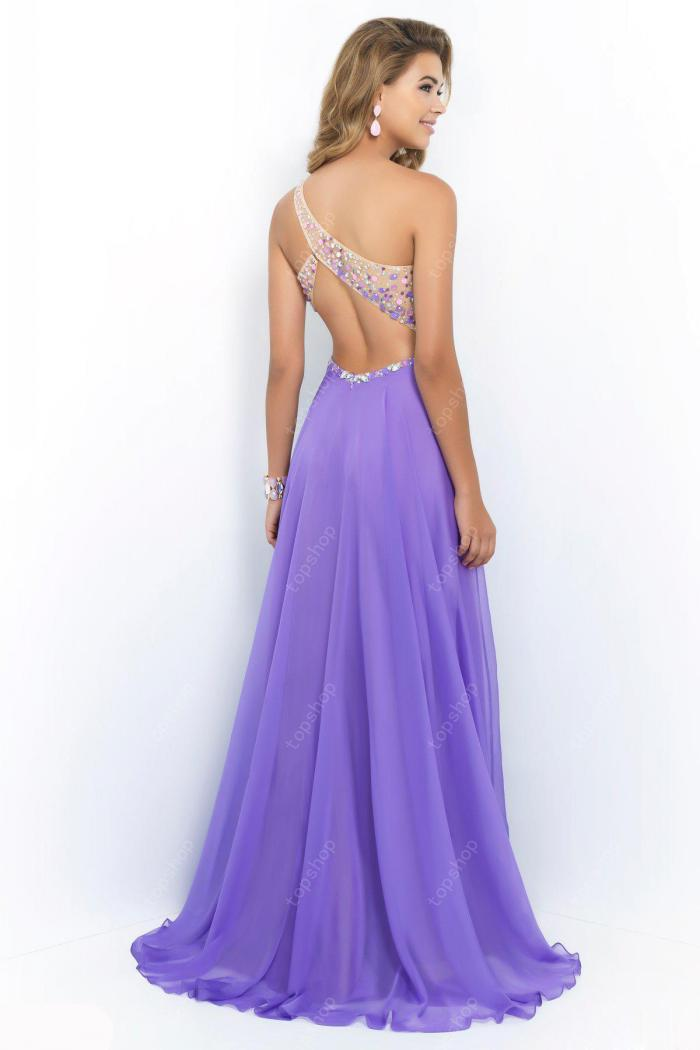 Vestido de formatura 2015 largo lavanda barato de China Prom ...