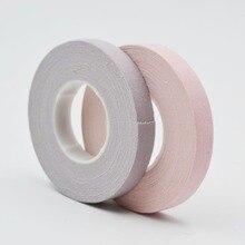 Розовый Профессиональный 10 м Zither лента самоклеящаяся лента для пальцев использование палец выбирает дышащие не аллергические наклейки Zither аксессуары