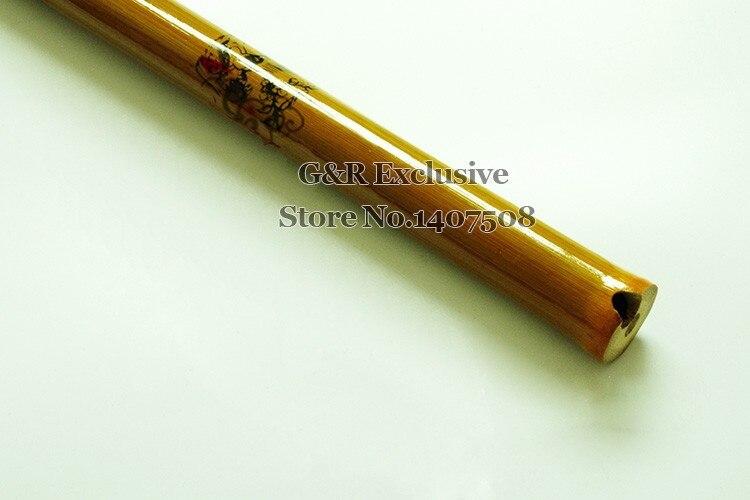 Китайская Вертикальная бамбуковая флейта, этнический традиционный деревянный духовой музыкальный инструмент Bambu Flauta для начинающих Xiao 6 отверстий ручной работы F/G
