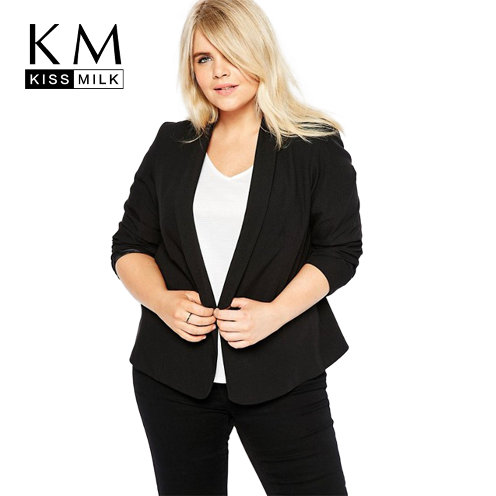 Aliexpress.com : Buy Kissmilk Plus Size Women Basic ...