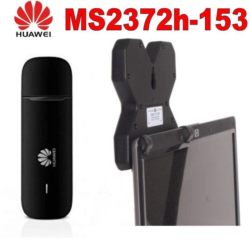 Huawei Ms2372h-153 Hotspot WiFi à large bande avec antenne mimo ultra large bande