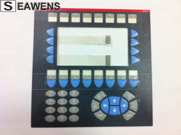 37931-00043 : Membrane keypad for ABB 37931-00043,FAST SHIPPING for abb 3hab2038 1 s3 s4