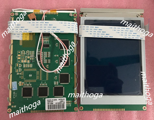 5 7 inch LCD Universal Screen No Origin for SP14Q002 A1 Blue Backlight White Font 320