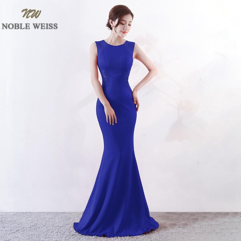 Благородное вечернее платье с круглым вырезом 2019, сексуальные отрезные стороны платье с корсетом для выпускного вечера, Новое поступление, ...