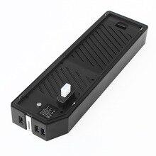 Colectivo HUB Para Xbox Una Caja de Disco Duro Externo Y 3 puertos Media HUB USB 3.0 Para Xbox Uno Negro En la acción!