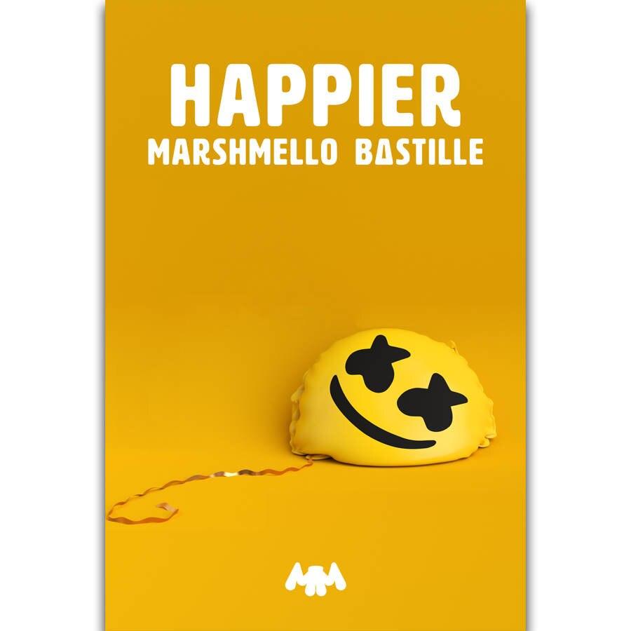 Aliexpress.com : Buy S2566 Album Cover You Can Cry Marshmello New DJ ...