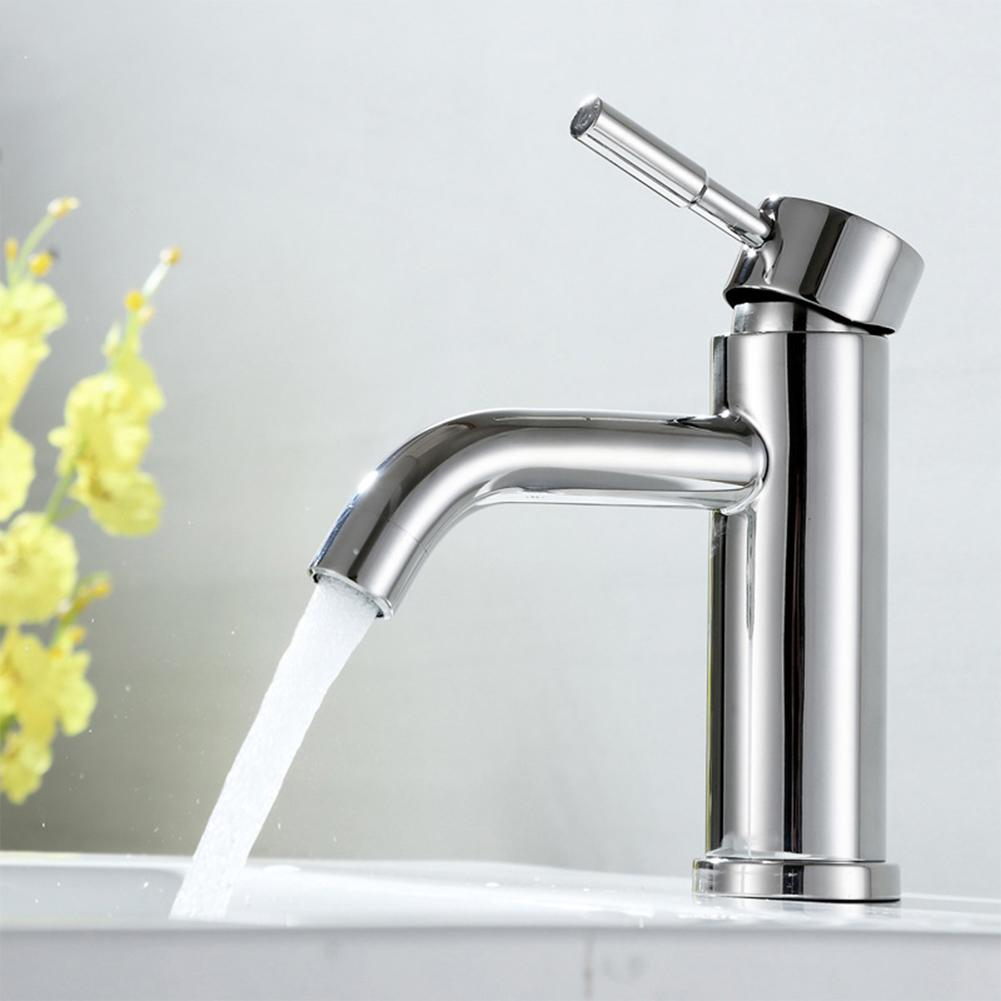 45# Bathroom Stainless Steel Basin Sink Waterfall Faucet Deck Mounted Mixer Tap Bathroom Faucets 45# Bathroom Stainless Steel Basin Sink Waterfall Faucet Deck Mounted Mixer Tap Bathroom Faucets