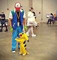 Pokemon Pikachu lindo Recién Nacido Del Bebé Mamelucos Del Mono de los Trajes de Cosplay Traje Ropa de Los Cabritos