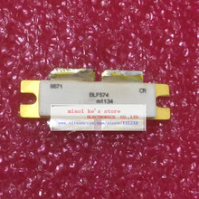 100%Original: BLF574  BLF 574 [ Used goods ] [ 500 W to 600 W 50V 26.5dB SOT539A ] high quality original LDMOS power transistor