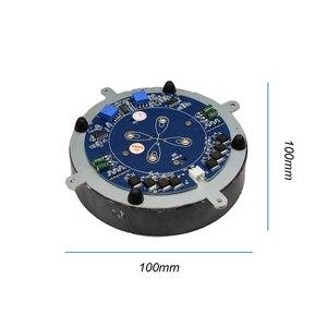 Image 3 - لوسيا لتقوم بها بنفسك المغناطيسي الإرتفاع وحدة المغناطيسي تعليق الأساسية مصباح الحمولة الوزن 800 1000g H3 006