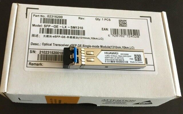 HUAWEI optical module switch Gigabit single-mode fiber module SFP-GE-LX-SM1310 genuine 1.25G