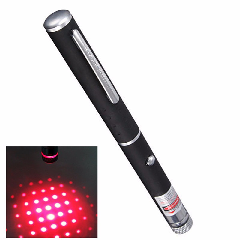 Candid 650nm 5mw High Power Red Laser Pointer Beam With Star Cap Head Single Dot Laser Pointer High Power Hunting Laser Sight Device By Scientific Process