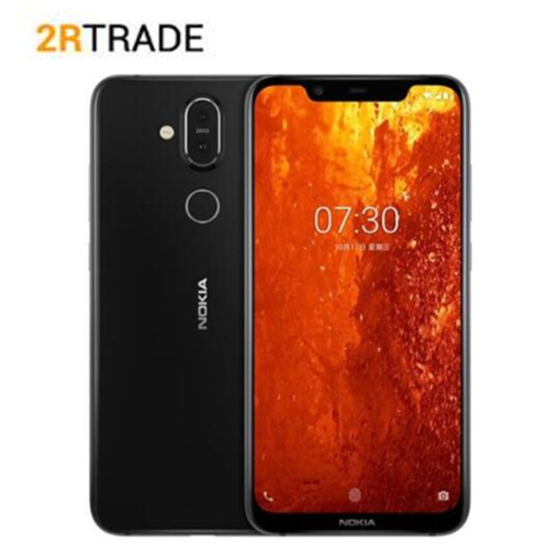 NOKIA X7 Snapdragon 710 RAM 6G ROM 64G TA-1131 6.18 Inch Snapdragon 710 Octa Core 3500mAh Quick Charge OTG Mobile Phone