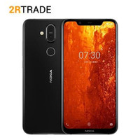 NOKIA X7 Snapdragon 710 RAM 6G ROM 64G TA 1131 6.18 Inch Snapdragon 710 Octa Core 3500mAh Quick Charge OTG Mobile Phone