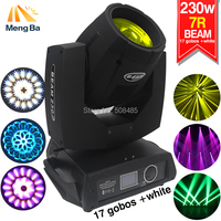 230w 7r Beam Light DMX512 Moving Head Light Professional Stage Light DJ Party Stage Lighting Effect