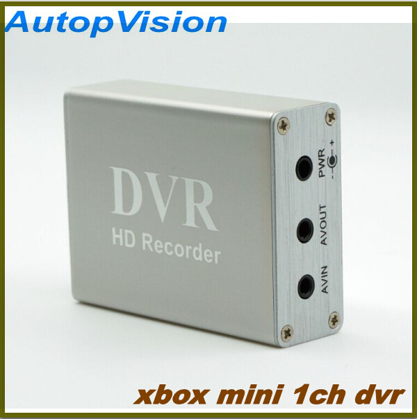 1 channel Mini cctv DVR Support SD Card Real-time Xbox HD Mini 1Ch DVR Board MPEG-4 Video Compression xbox hd 1 channel mini dvr board 1ch car dvr motion detection car dvr