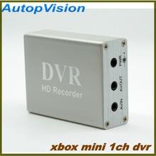 1 channel Mini cctv DVR Support SD Card Real-time Xbox HD Mini 1Ch DVR Board MPEG-4 Video Compression