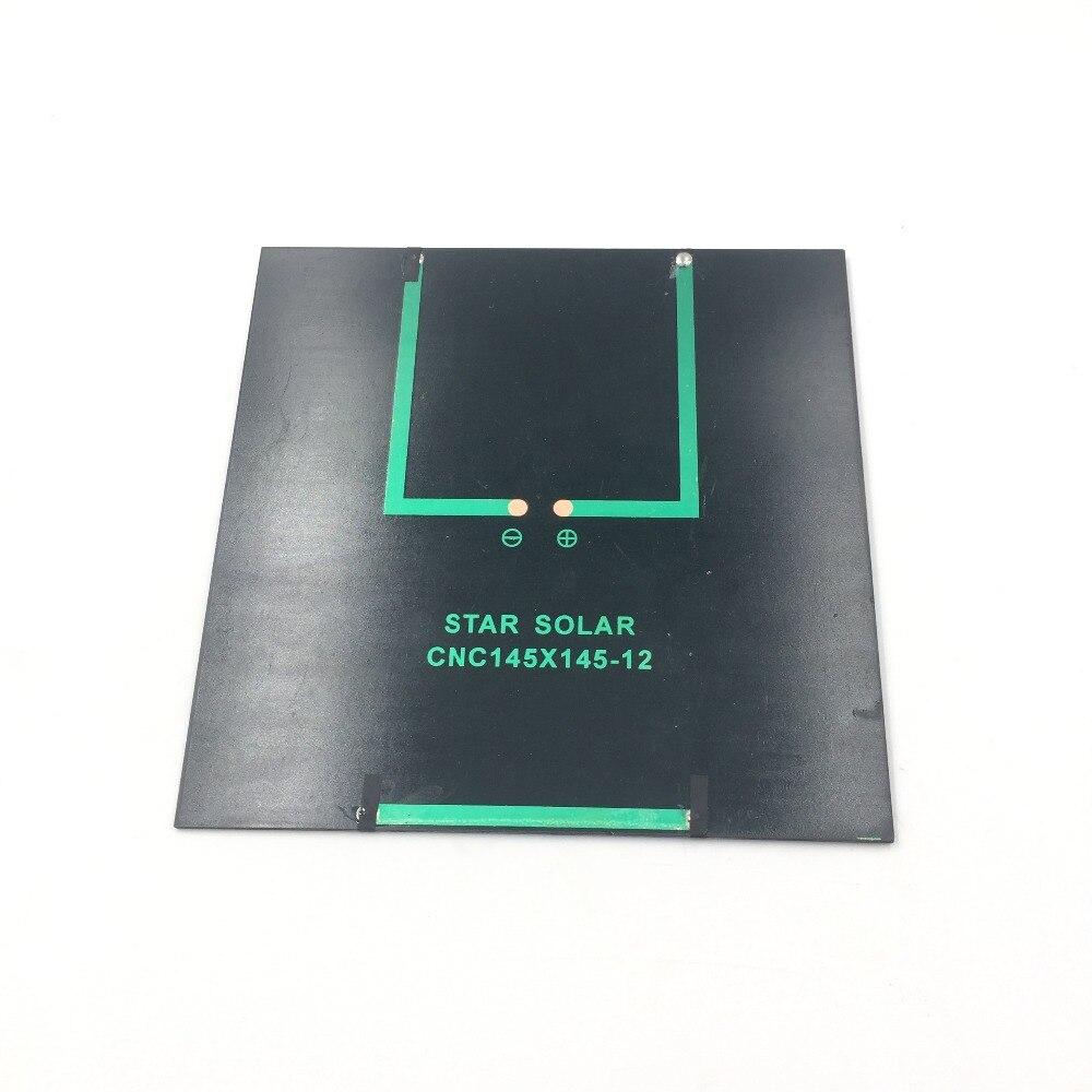 2 sztuk x 6 V 3 W 495mA Mini monokrystaliczny polikrystaliczny generator energii słonecznej ładowarka do panelu