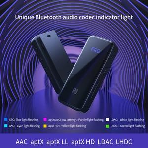 Image 5 - FiiO BTR3 Bluetooth Receiver aptXLL Wireless Bluetooth Audio Receiver 3.5mm Car Aux Bluetooth Adapter for Speaker Headphone