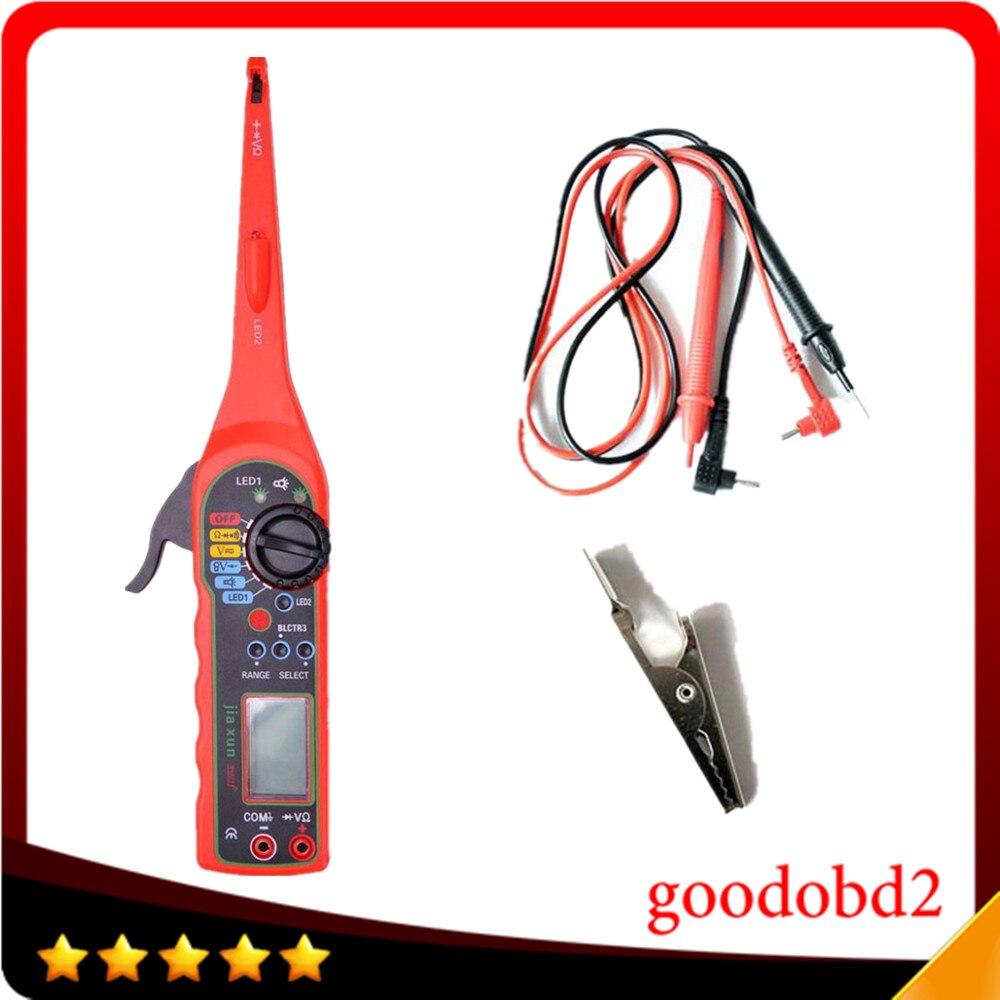 Em415pro Automotive Cable Wire Short Open Digital Finder Car Repair Carble Traceropen Circuit Tester Tone Line 2018 Multi Function Auto Multimeter Lamp Electrical 0v