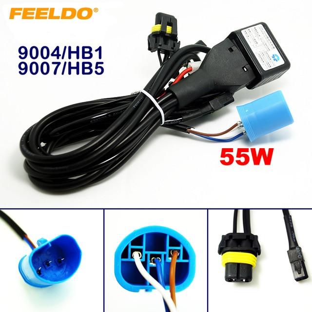 hi lo hid 9007 wiring harness 2 sg dbd de \u2022