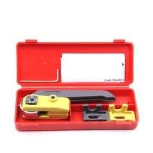 Волоконно-оптический инструмент Продольная кабельная куртка режущая кабельная оболочка режущая KMS-K
