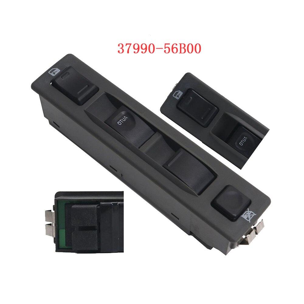 37990-56B00 Comutator principal pentru geamuri pentru SUZUKI SIDEKICK - Piese auto - Fotografie 1